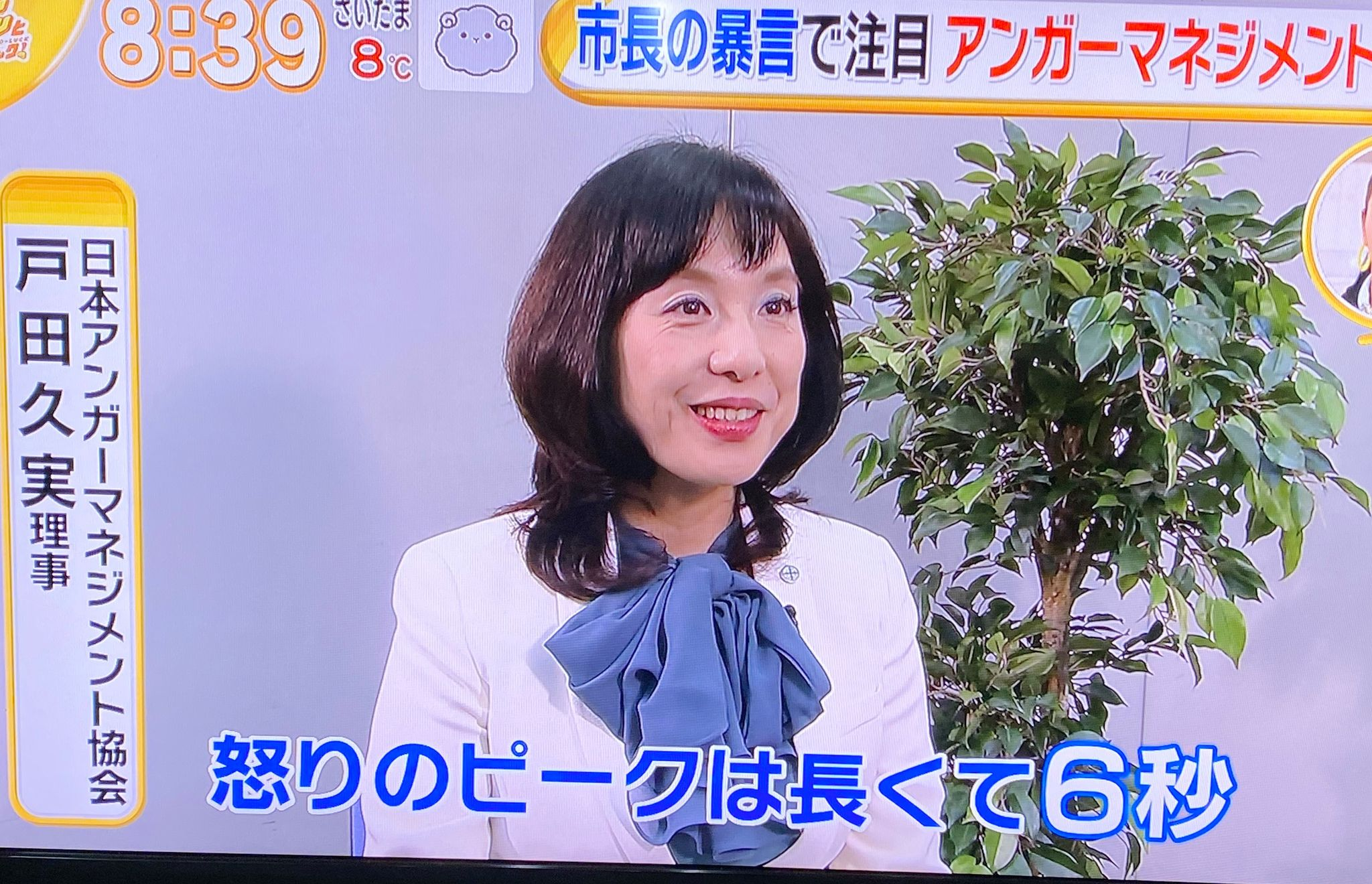 TBS『グッとラック!』